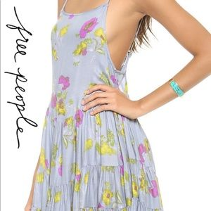 Intimately Free People Circle of Flowers Sun Dress